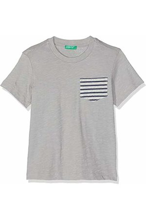 Benetton Boy's T-Shirt Kniited Tank Top Not Applicable