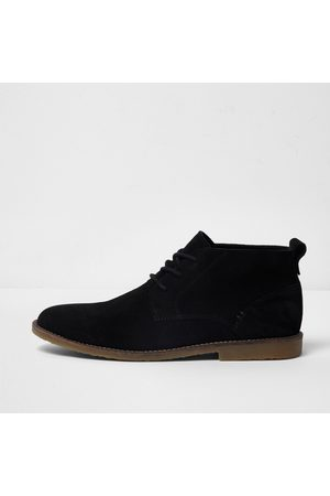 River Island Suede chukka boots