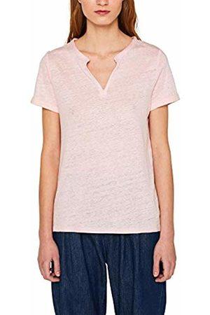 Esprit Women's 049ee1k009 T-Shirt, (Pastel 695)