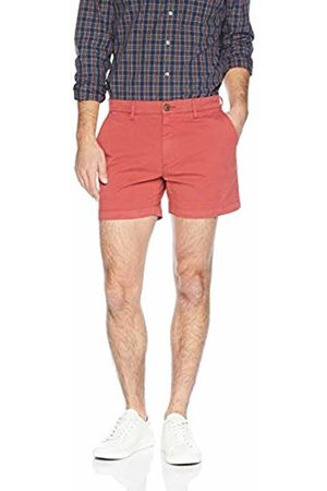 "Goodthreads Men's Standard 5"" Inseam Flat-Front Stretch Chino Short"