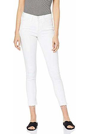 Rich & Royal Women's Midi - Color Denim Jean Slim Jeans, (Denim 101)