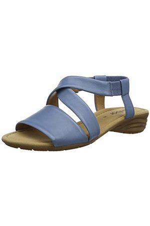 Gabor Shoes Women's Casual Ankle Strap Sandals (Jeans 26) 3.5 UK