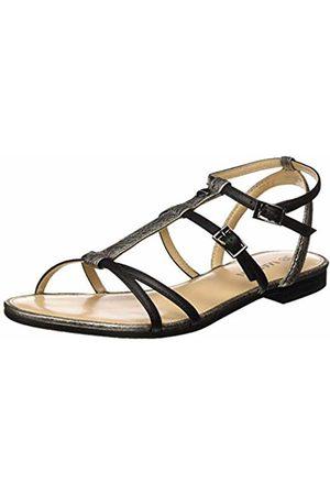 JB Martin Women's 2griottes E19 Gladiator Sandals, (Vert Garnet Ch Roxy Acier Noir)