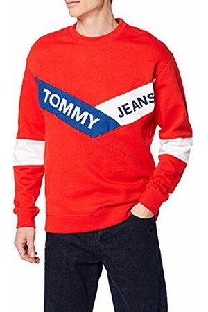 Tommy Hilfiger Men's TJM Chevron Crew Sweatshirt