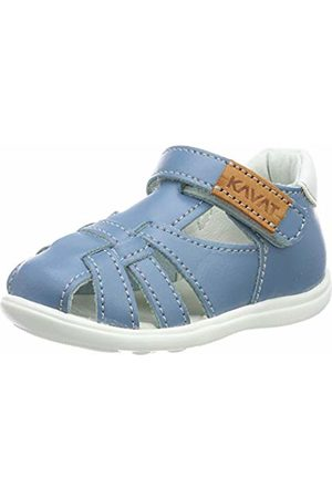 Kavat Unisex Kids' Rullsand Closed Toe Sandals, ( Heaven 947)