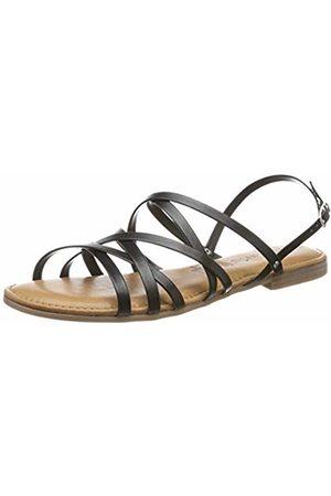 882b7191c1c Tamaris Women s 1-1-28196-32 001 Gladiator Sandals