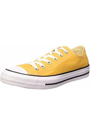 Converse Unisex Adults' Chuck Taylor All Star Basketball Shoes, (Solar )