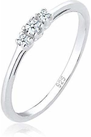 Elli PREMIUM Women Solitaire Engagement Ring - 0607772717_58