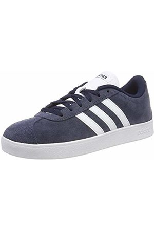 adidas Unisex Kids Vl Court 2.0 K Fitness Shoes, (Conavy/Ftwwht/Ftwwht 000)