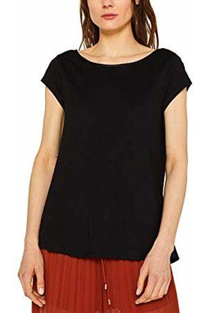 Esprit Collection Women's 049eo1k001 T-Shirt, ( 001)