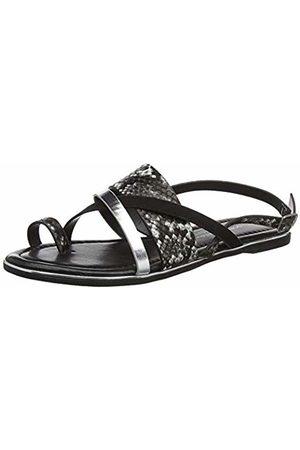 Dorothy Perkins Women's Fangs - Animal Comfort Sandal Ankle Strap ( 10)