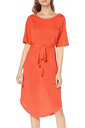 Selected Femme NOS Women's Sfivy 2/4 Beach Dress Cherry Tomato