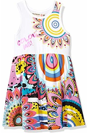Desigual Girl Knit Dress Straps (Vest_adís Abeba)
