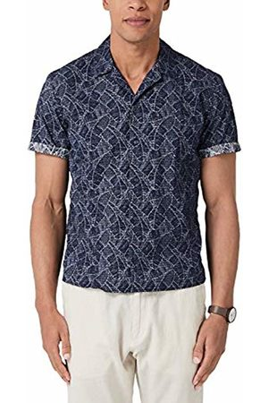 s.Oliver Men's 13.904.22.2269 Casual Shirt