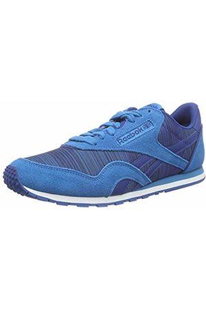Reebok Women's Cl Nylon Slim Geo Graphic Running Shoes, Blau (Conrad Handy Faux Indigo/Instinct / )