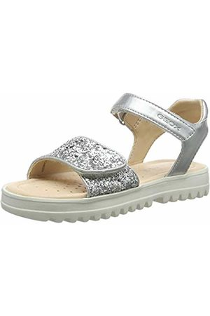 Geox Girls' J Sandal Coralie A Open Toe ( C1007)