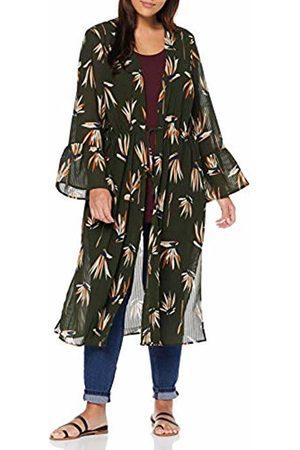 Zizzi Women's Langer Kimono 9991