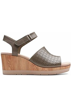 8e7c982920f Clarks Women s Cammy Glory Closed Toe Sandals
