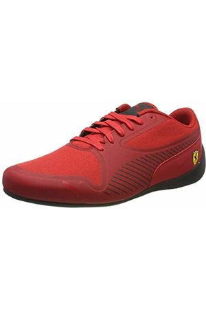 Puma Unisex Adults' SF Drift Cat 7 Ultra Low-Top Sneakers, (Rosso Corsa )