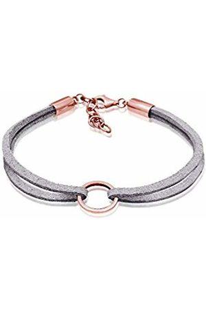 Elli Women's 925 Sterling Strand Bracelet 0208423117_16 - 16cm length