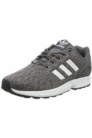 adidas Unisex Kids Zx Flux J By9833 Low-Top Sneakers, (Gray