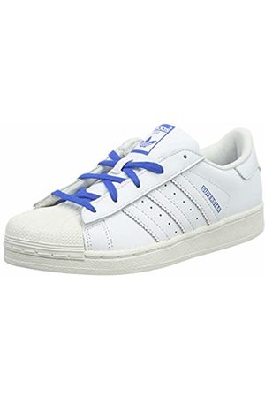 adidas Unisex Kids' Superstar C Gymnastics Shoes, FTWR /
