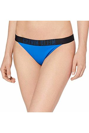 Calvin Klein Women's Brazilian Bikini Bottoms, (Duke 446)