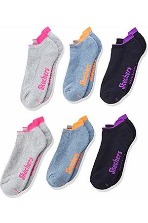 Skechers Girls Socks - Girl's Sk43005000 Ankle Socks