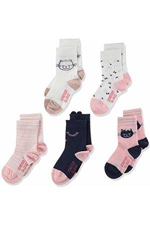 Schiesser Girl's 5pack Kids Socken Mädchen Socks
