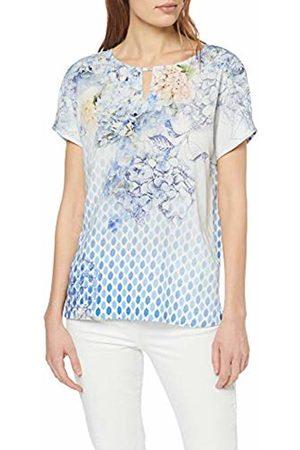 Gerry Weber Womens Regular Fit Crew Neck Short Sleeve T - Shirt - - 18