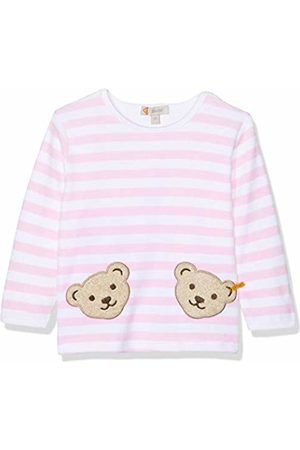 Steiff Unisex Baby 0002891 1/1 Sleeves Striped Sweatshirt