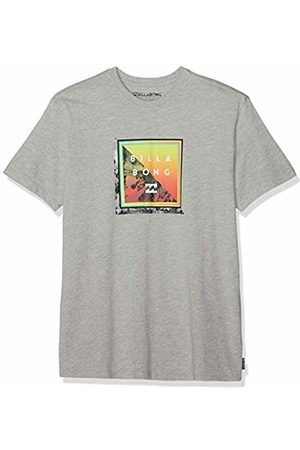 Billabong Men Endless SS T-Shirt - Heather