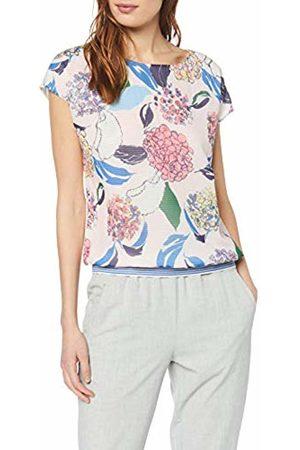 Gerry Weber Womens Regular Fit Short Sleeve T - Shirt - Multicolour - 20