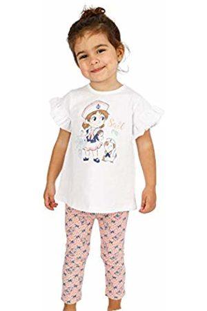 Top Top Baby Girls' varkito Dress ( listado 852 ) 74 (Size: 9-12 )