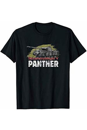 German Tanks Shirts & Gifts Panzer Panther Tank T-Shirt I Military Vehicle Gift Idea