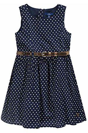 Tom Tailor Girl's Dress Patterned, ( Iris)
