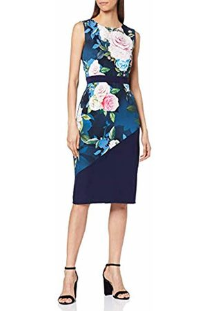 Paper Dolls Women's Floral Pencil Dress