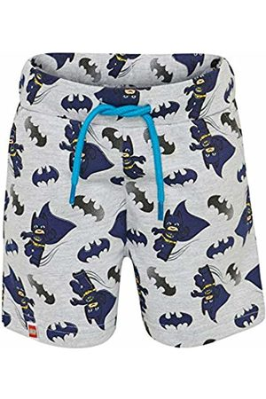 LEGO Wear Baby Boys' Lego Duplo Superheroes Batman Cm-50284-Sweatshorts Short, ( Melange 921)
