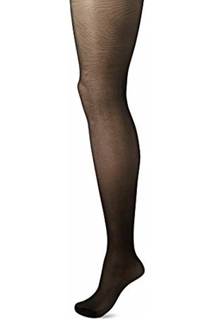 Ulla Popken Women's Plus Size Run Resistant Shaping 20 Denier Pantyhose 22/24 679836 10-48+
