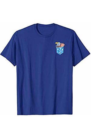 Disney Dumbo In Star Pocket Left Chest T-Shirt
