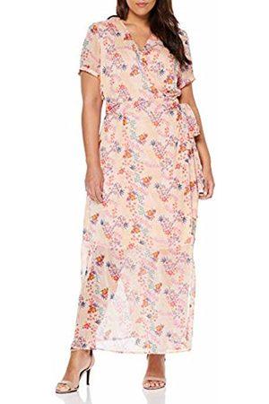 Glamorous Women's WRAP Over Curve Summer Dress