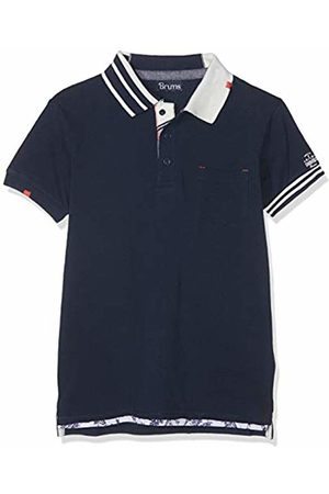 Brums Boy's Polo Piquet Collo Con Inserto Shirt