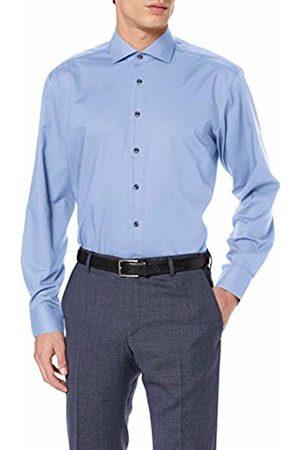 Seidensticker Men's Comfort Langarm Mit Kent Kragen Bügelfrei Formal Shirt