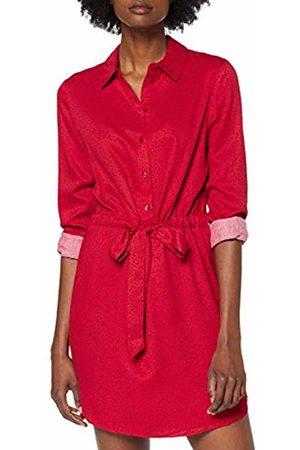 warehouse Women's Letter Shirt Dress, ( Print 64)