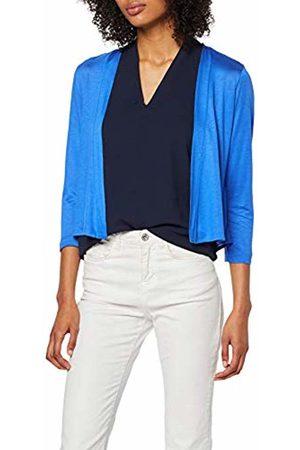 Gerry Weber Womens 131004-35157 Jacket - Blue - UK 22