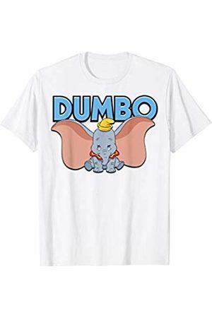 Disney Dumbo Bold Blue Name Costumed Poster T-Shirt