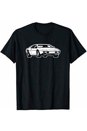 Esprit Muscle Sports Car Shirt Mens T-Shirt Esprit Oldtimer Vintage Sports Car Roadster Racing