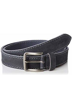 s.Oliver Men's 98.899.95.3810 Belt, (Smoky 5855)