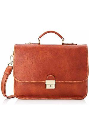Chicca Tuttoa Women's CBC18224GF22 Top-Handle Bag Marrone (Cuoio)