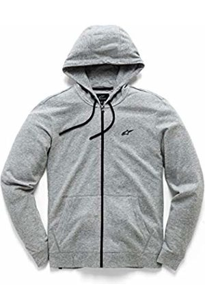 Alpinestars Men's bona Fide II Fleece Sports Hoodie, ( Heather 1026)